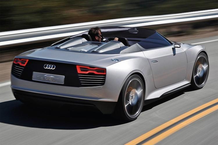 Audi R4 perfect for Oz - motoring.com.au