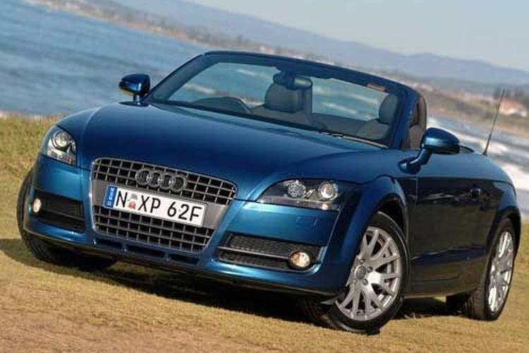 Audi Tt Roadster 2 0 Tfsi Motoring Com Au