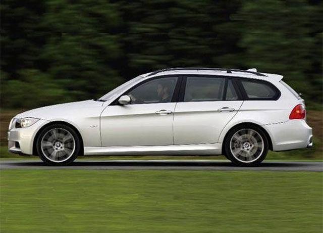 BMW 335i Touring  motoringcomau