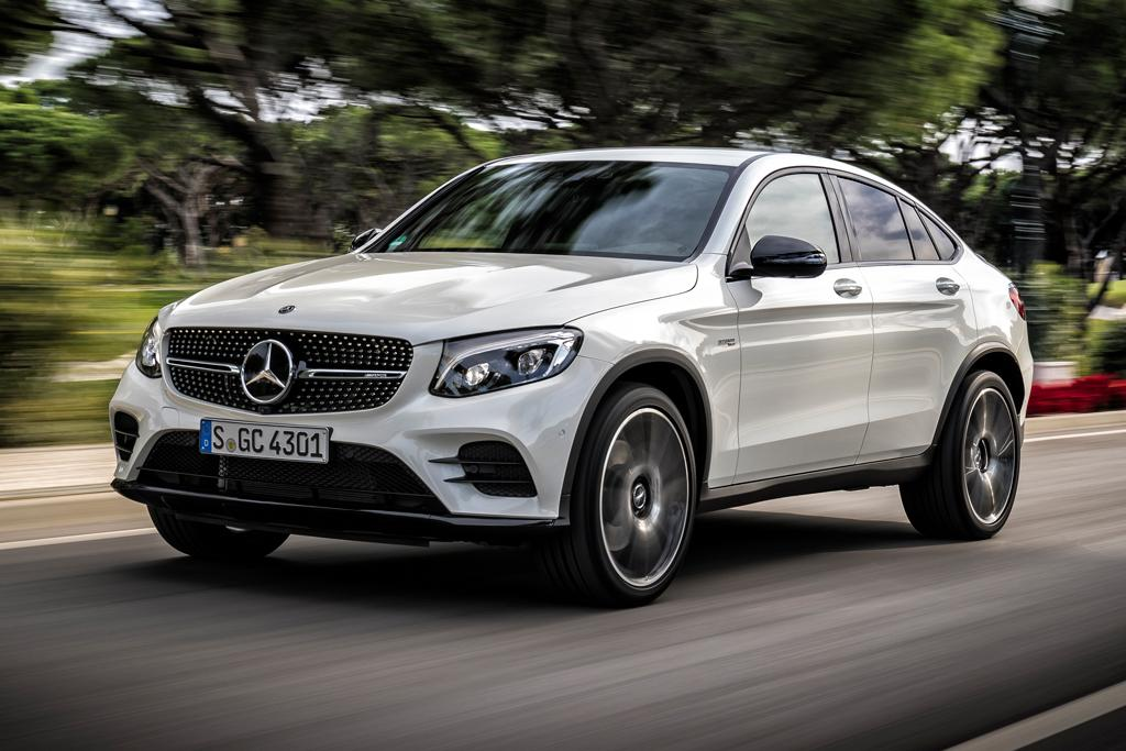 Mercedes Amg Glc 43 Coupe 2017 Review Motoring Com Au