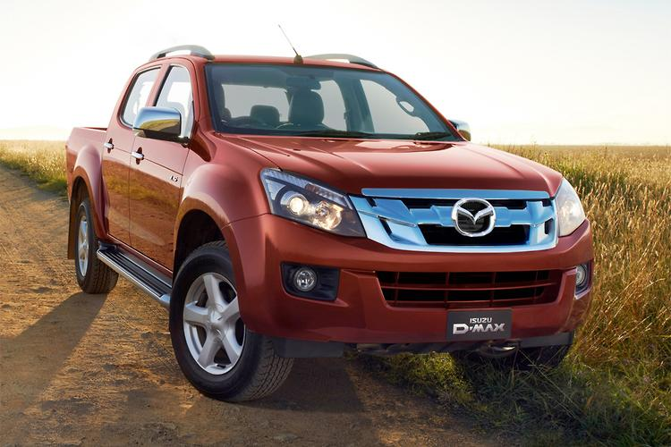 mazda teams up with isuzu ute for next gen pick up. Black Bedroom Furniture Sets. Home Design Ideas
