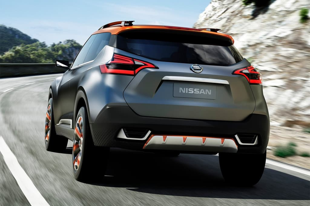 Nissan Van 4x4 Nissan Kicks compact SUV is go - motoring.com.au