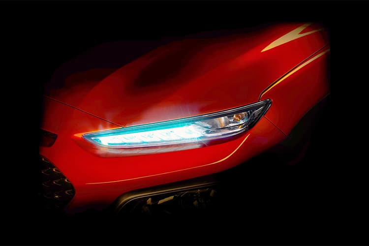 New York Auto Show: Hyundai Kona SUV teased