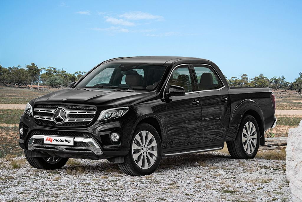 Mercedes benz 2017 product rollout revealed for Mercedes benz 4x4 2017