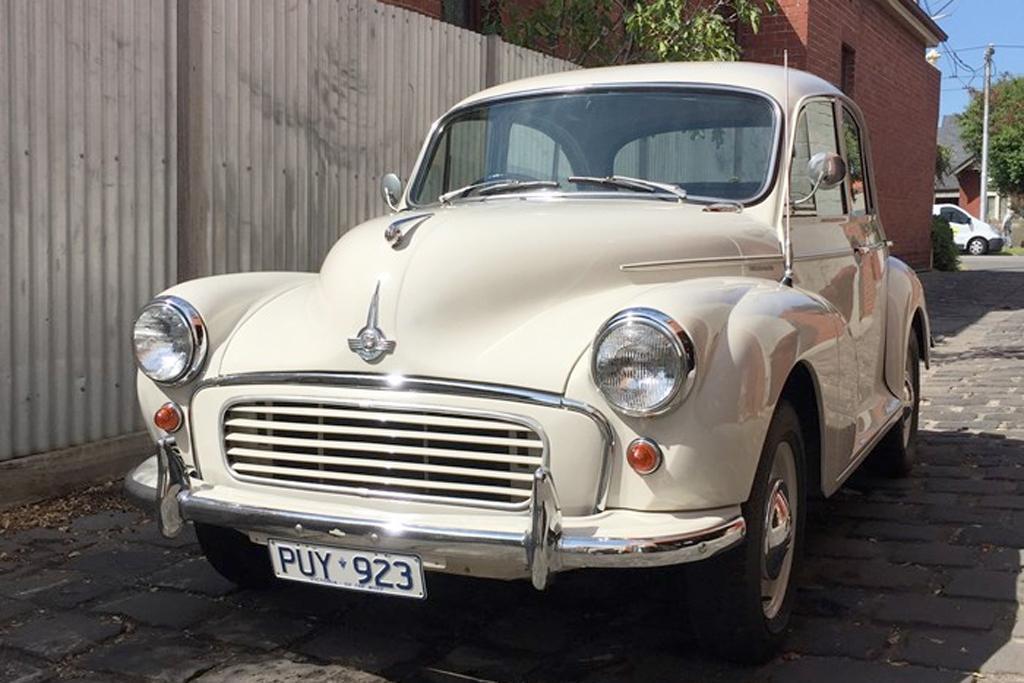 from the classifieds 1959 morris minor 1000 four door   motoring   au