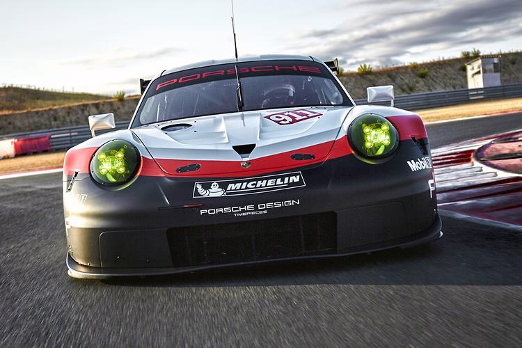 Porsche 911 RSR - LA 2016