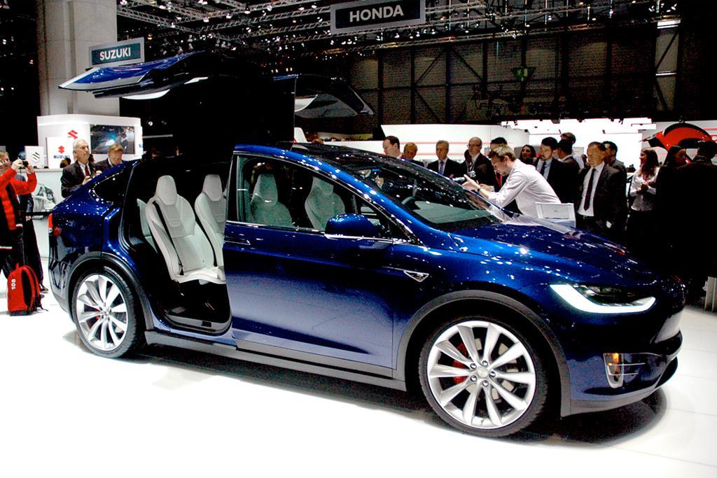 Tesla model x safest suv yet for Tesla cabin air filter