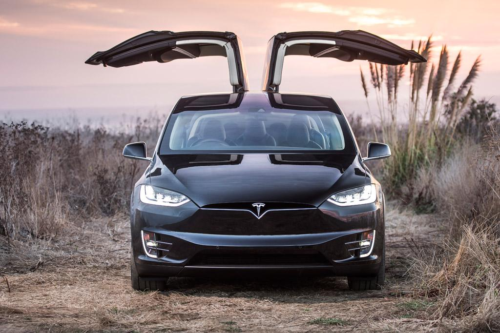 tesla model x 2016 shotgun review. Black Bedroom Furniture Sets. Home Design Ideas