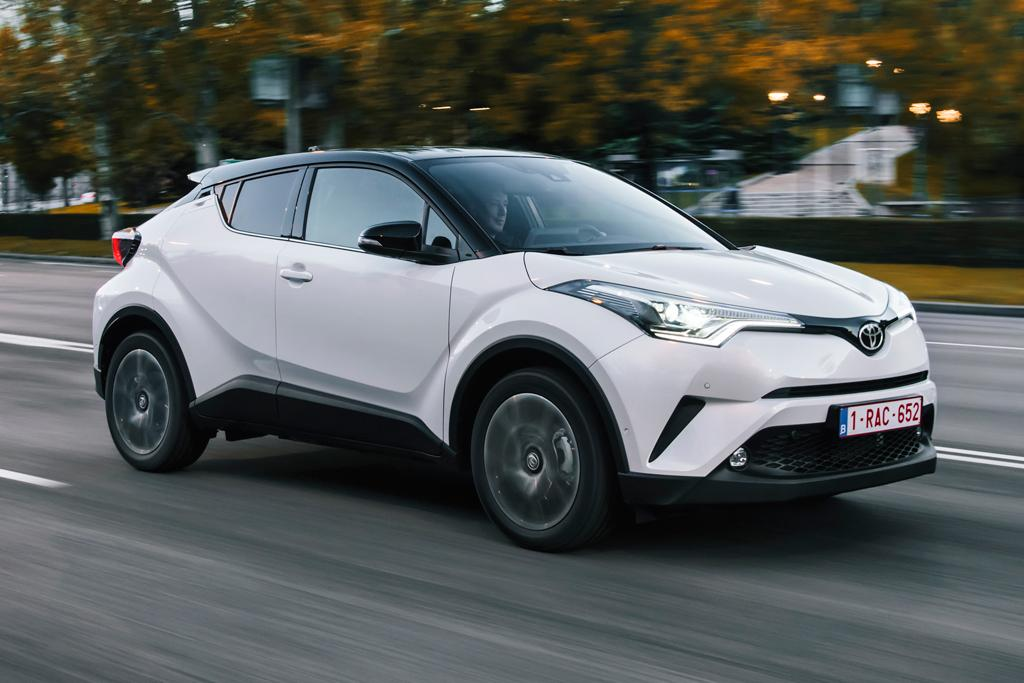 Toyota C-HR 2017 Review - motoring.com.au