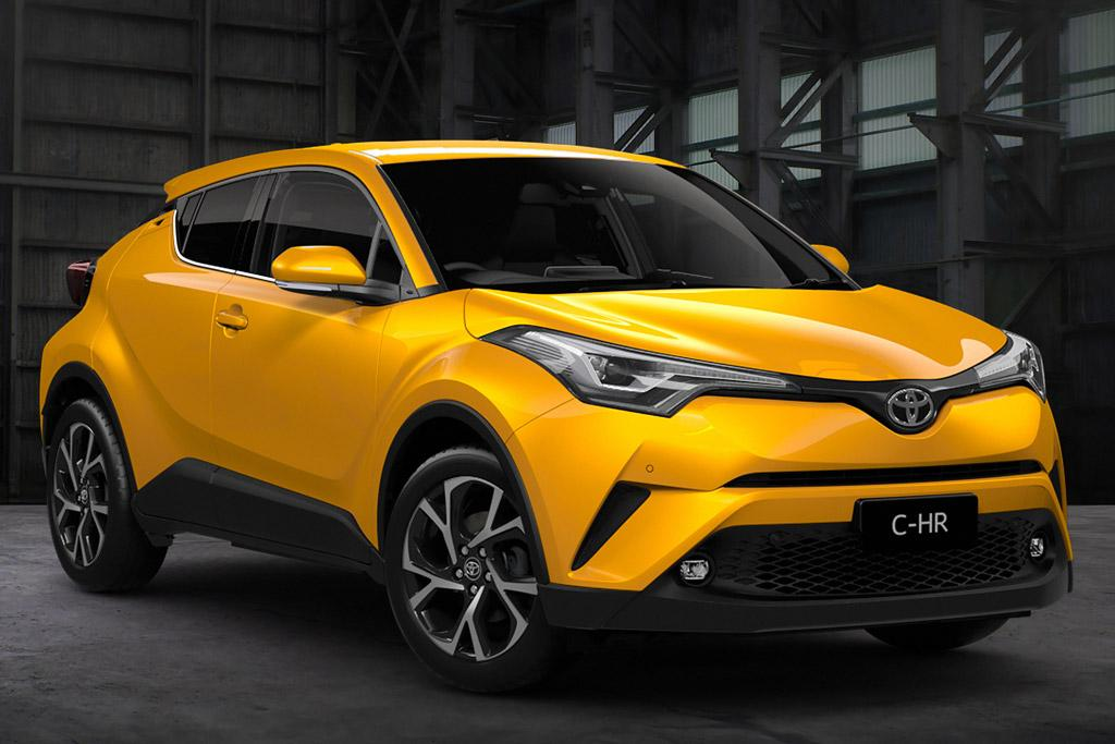 Toyota confirms details of tiny turbo for mini crossover C-HR