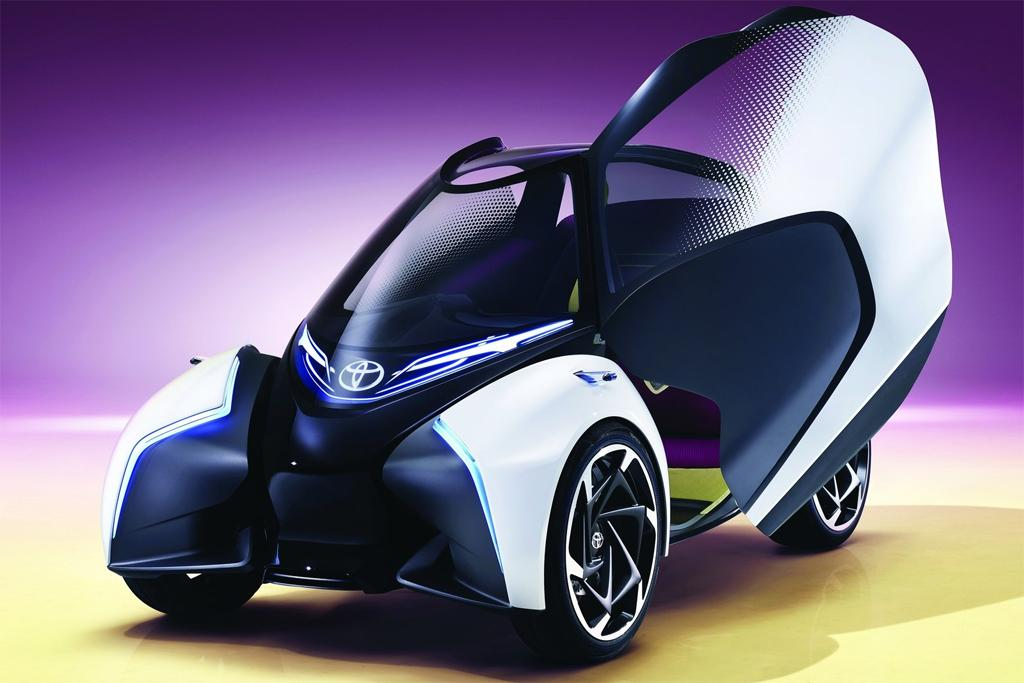 Toyota flying car for 2020 - motoring.com.au
