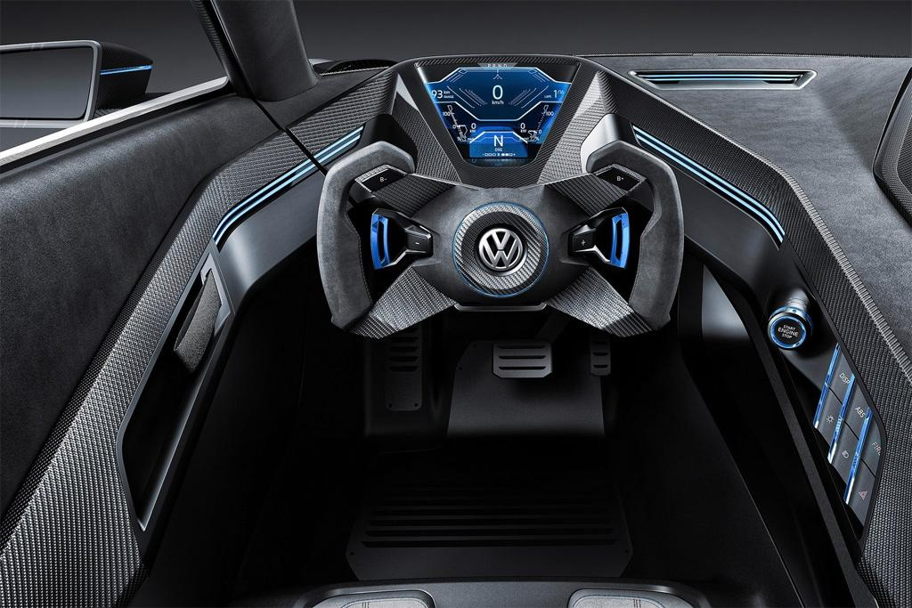 next gen vw golf goes high tech. Black Bedroom Furniture Sets. Home Design Ideas