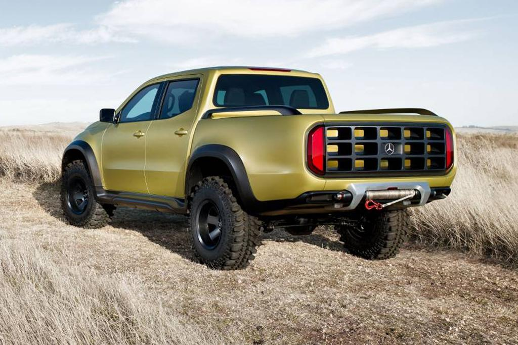 2018 mercedes benz vans x class ute. brilliant benz as well as the dealer activities xclass ute concept u2013 dubbed  u201cpowerful adventureru201d will be involved in photo shoots australia which are likely  in 2018 mercedes benz vans x class